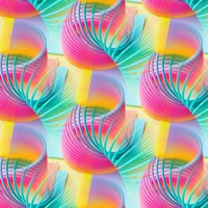 Colorfull spring - Ressort multicolore