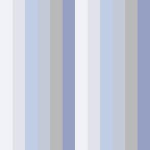 Frost Chunky Stripe