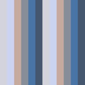 Mountain Chunky Stripe