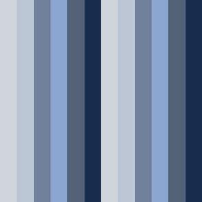 Overcast Chunky Stripe