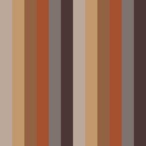 Rustic Thick Stripe