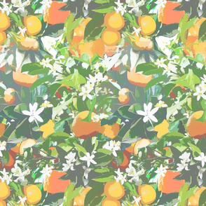 Petite Light Citrus Garden