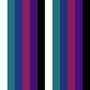 Space Thick Stripe