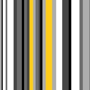 Urban Chunky Stripe