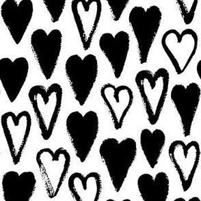 Love Note Hearts