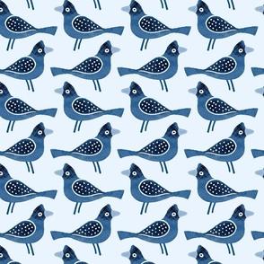 Blue Bird (large)