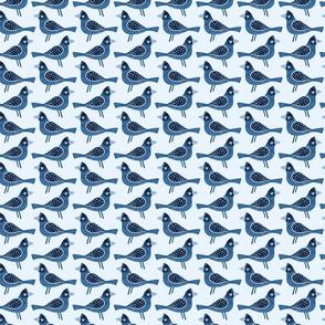 Blue Bird (medium)