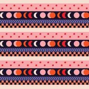 Fanciful Tomorrow Pattern 5 - moon