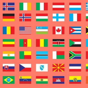 World Flags, Coral
