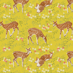 FLORA AND FAWNS
