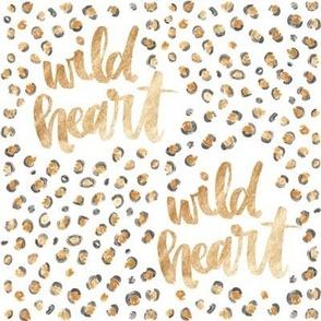 wild heart leopard shimmer