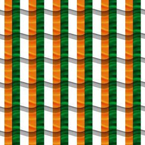 Irish Wavy Flag 2