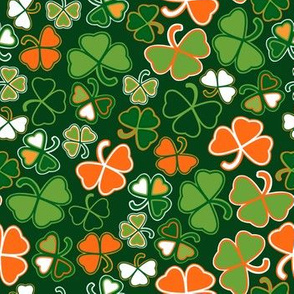 Clover collage