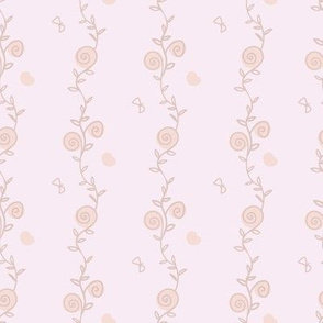doodle rose vines by rysunki_malunki