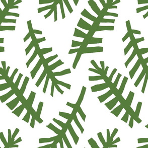 """PALM FRONDS  12"""""""