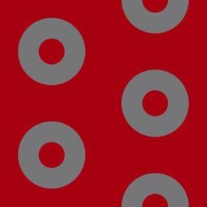 """Clone Donuts - 4"""" block"""