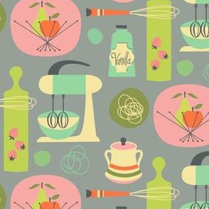 kitchen kitsch pink