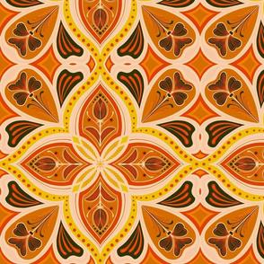 Moddella orange splash
