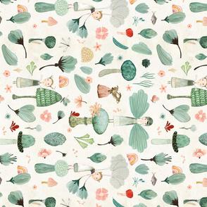 Micro Flora  Fauna {small rotated}