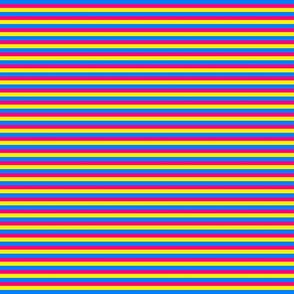 Pan 1/4 inch stripes