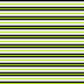 Agender 1/4 inch stripes