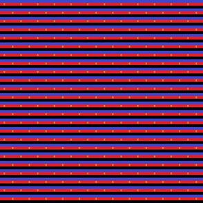 Polyamory 1/4 inch stripes