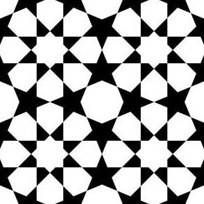 09600883 : U85E2 : black + white