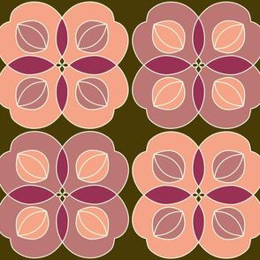 Amla Berry Brown Purple Pink Large