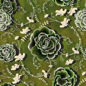 Primrose Fantasy green