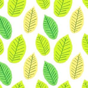 Shake like a Leaf