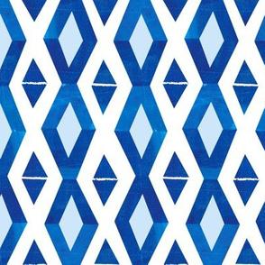 Blue Diamond Chain