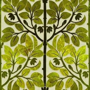 ART NOUVEAU Arbor (Green)