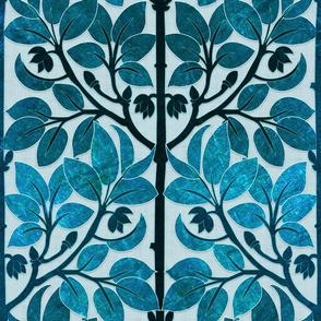 ART NOUVEAU Arbor (Blue)