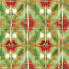 Gemstone Plaid - Red