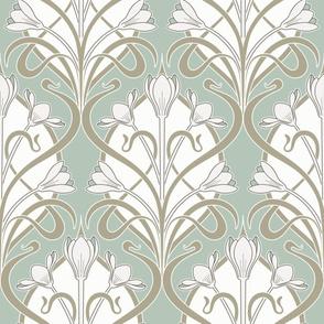 Crocus Art Nouveau_Powder Ash