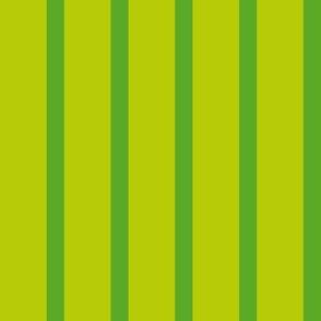 Comic Katze Hose - grün gestreifte Hose