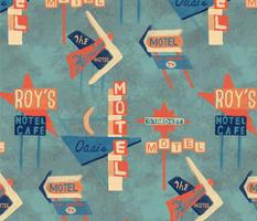 Vintage Highway Motels
