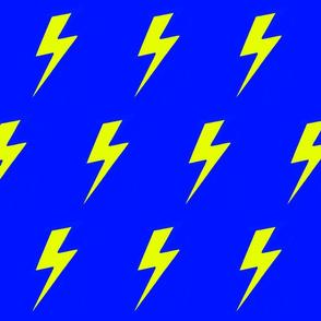lightening bolt (blue)