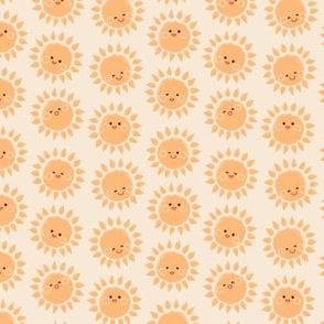 sunny suns -taupe