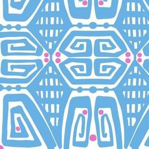 bright ethnic style design cw2