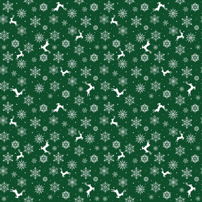 Reindeers and Snowflakes-GN2