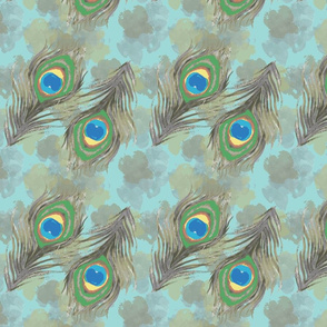 Peacock Feather_texture