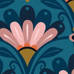 Flower Arches - larger scale