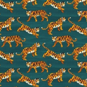 Bengal Tigers - Navy (Small Version)