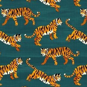 Bengal Tigers - Navy (Medium Version)