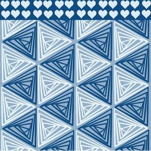 Blue Valentine's by Kimberhew