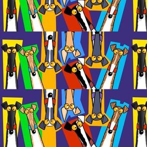 multiheads multicolour 50mm