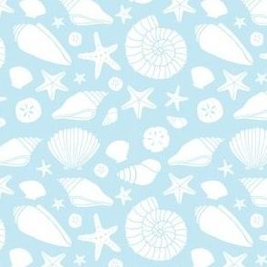 Cottage Seashells
