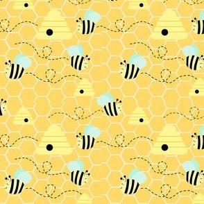 Happy Bumble Bees
