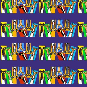 Multicolour multiheads 25mm